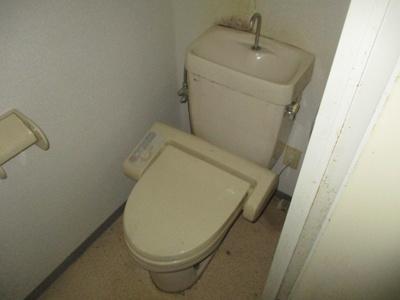 【トイレ】サンピアユタカ岸里東