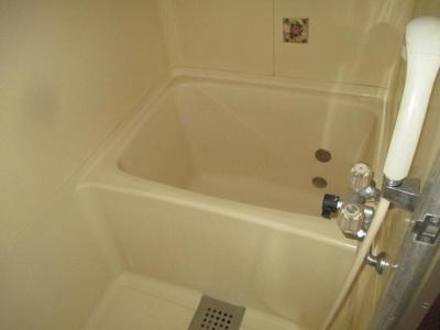 【浴室】ハイツニュー和歌