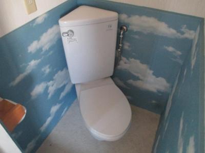 【トイレ】ハイツニュー和歌
