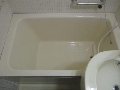 【浴室】ランスロットハイツ