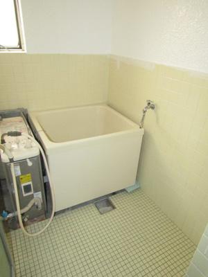 【浴室】メゾン新所