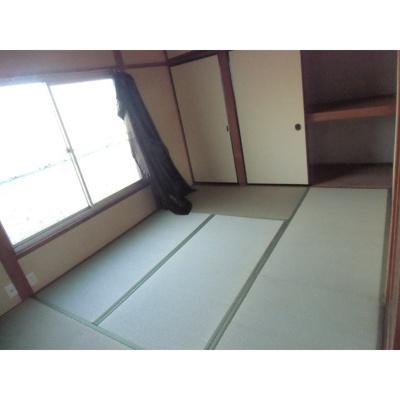 【居間・リビング】第2高松荘