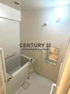 住宅部分の浴室