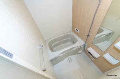 お風呂 追い焚き・浴室乾燥機付です。
