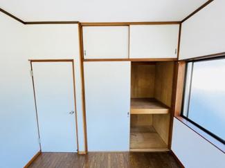千葉市中央区仁戸名町 中古一戸建て 大森台駅 上下に収納があるためたっぷり収納が可能です♪