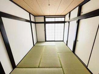 千葉市中央区仁戸名町 中古一戸建て 大森台駅 古風あふれる和室となっています!