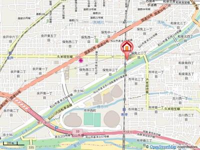 【地図】プラムガーデンSin・
