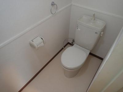 【トイレ】大手町マンション