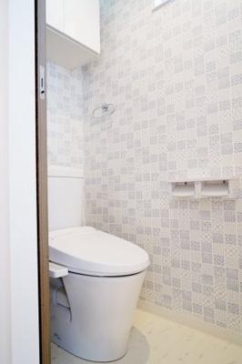 【トイレ】己斐上4丁目住宅(未入居)