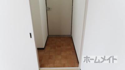 【玄関】ライブハイツ明野 ホクセツハウス株式会社