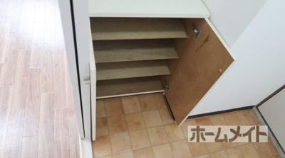 【収納】ライブハイツ明野 ホクセツハウス株式会社