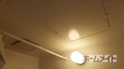 【浴室】ライブハイツ明野 ホクセツハウス株式会社