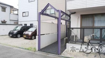 【エントランス】ライブハイツ明野 ホクセツハウス株式会社