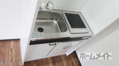 【キッチン】ライブハイツ明野 ホクセツハウス株式会社