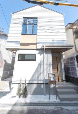 【外観】小松東町2丁目 新築戸建