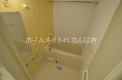 【浴室】クレストコート高津