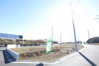 グランファミーロ八千代緑が丘 敷地面積約42坪~66坪の全3区画♪ お好きなハウスメーカーで建てられます♪