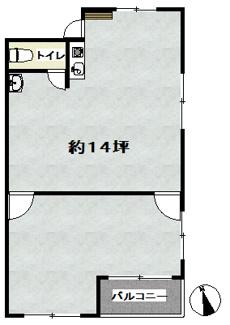 中央ビル2階