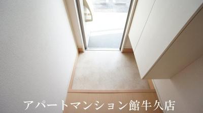 【玄関】メゾン・コンフォース