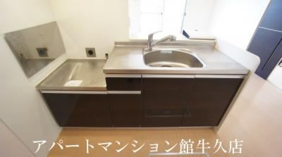 【キッチン】メゾン・コンフォース