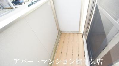 【バルコニー】メゾン・コンフォース