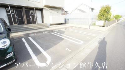 【駐車場】メゾン・コンフォース