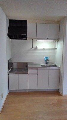 【キッチン】レジデンスCALM-B