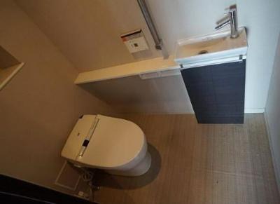 【トイレ】シティタワー浜松