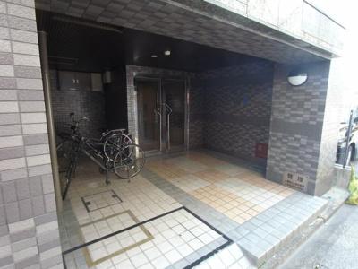 【エントランス】casa桜・千種
