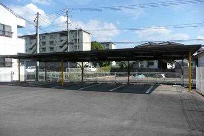 【駐車場】エステートSUGI Ⅰ