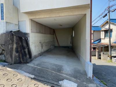 【駐車場】神戸市垂水区舞子坂3丁目 中古戸建