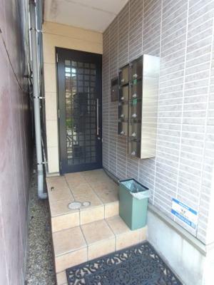 【エントランス】インフィニティ今池