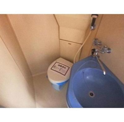 【トイレ】アクアレジデンス中井