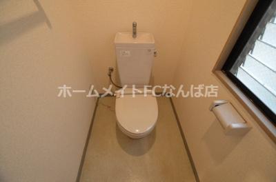 【トイレ】パナハイムなんば