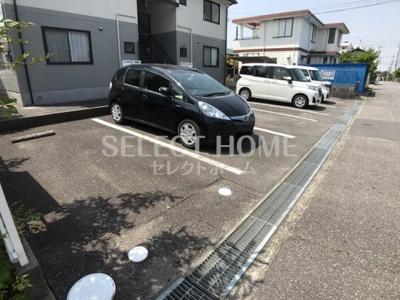 【駐車場】セジュール若松Ⅱ