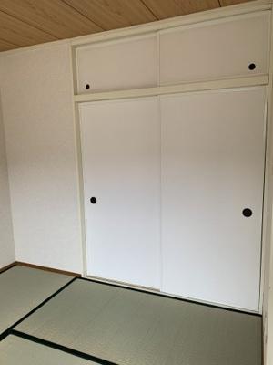 【和室】リバーサイド中津川 A棟