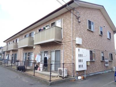 【外観】フォブール十三軒屋