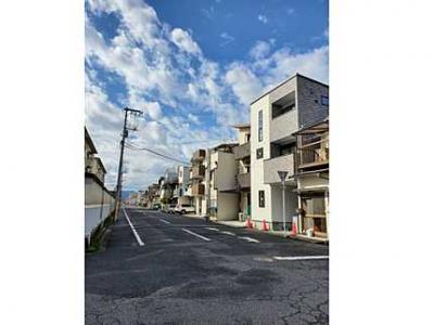 【前面道路含む現地写真】広島市中区吉島新町1丁目
