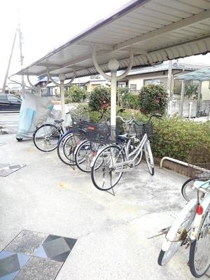 【駐車場】ロジュマン・K壱番館