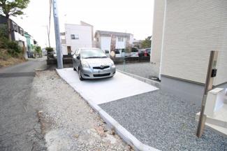 【駐車場】裾野市石脇Ⅱ 新築戸建 全1棟 (1号棟)