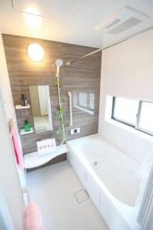 【浴室】裾野市石脇Ⅱ 新築戸建 全1棟 (1号棟)