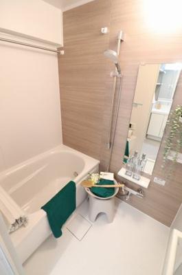 【浴室】マンションVIP新宿柏木