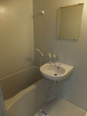 【浴室】モアステージ久が原