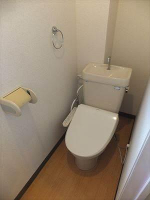 【トイレ】モアステージ久が原