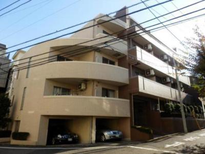 【外観】ラグジュアリーアパートメント目黒東山