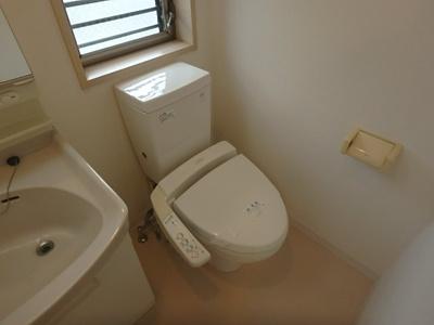 【トイレ】ラグジュアリーアパートメント目黒東山