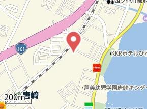 【地図】新和レジデンス