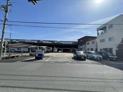 【外観】津山市北園町 貸土地 206坪