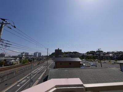 【展望】シャンベール花の木