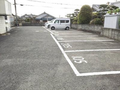 【駐車場】セジュールかすがⅡ